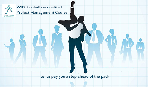 Globally accredited project management courses