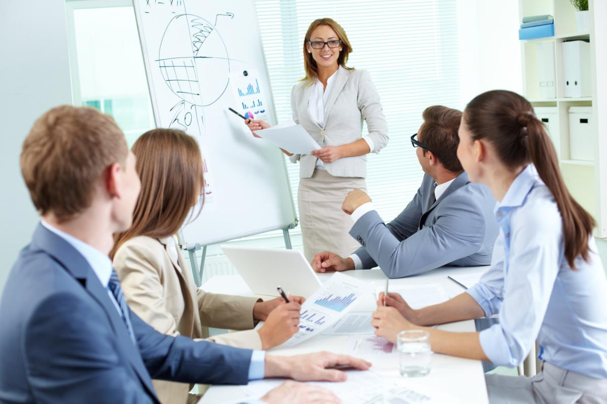 Accredited project management courses